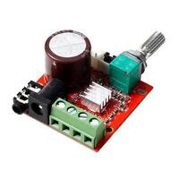 Mini Hi-Fi PAM8610 Stereo Amplifier 2X10W Dual Channel D Class Module MA
