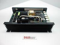 Dart Controls 520-200C-38 DC Drive 240VAC Input 0-180VDC Arm 200VDC Field 2HP