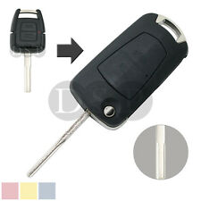 Flip Remote Key Shell fit for Opel Vectra Antigo Omega Suprema Agile Montana 2B