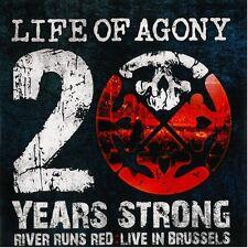 "LIFE OF AGONY ""20 YEARS STRONG -..."" 2 LP VINYL NEU"