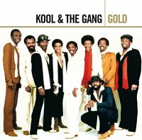 Kool & the Gang Gold Remastered 2 CD NEW