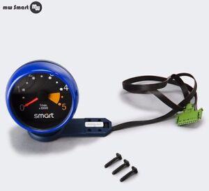 Smart Compte-Tours Diesel / CDI Inclus Visser Bleu