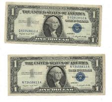 UNITED STATES  1 DOLLAR  1957   PICK # 419a UNC.
