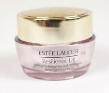 Estee Lauder Resilience Lift Firming Sculpting SPF 15 Face & Neck Cream 0.5 oz