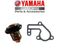 Yamaha Genuine Outboard Thermostat & Gasket 9.9hp/15hp 2-Stroke 6E5-12411-02