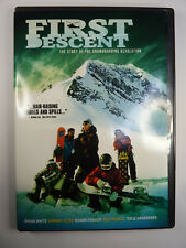 First Descent DVD snowboarding documentary movie extreme sports Shaun White!