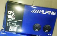 """ALPINE SPS-1005 3/8"""" TYPE S BALANCED TWEETERS"""