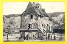cpa Ecrite en 1912 DIEPPE (Seine Maritime) Vieille MAISON au POLLET