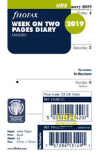 Filofax 2019 Mini Size Diary (19-68121)
