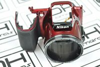 Nikon Coolpix L830 Front Cover With Rubber Replacement Repair part DH5405