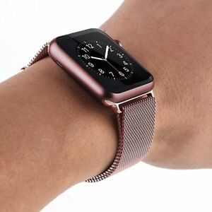 Watch Band Milanese Strap For Apple Watch iWatch 38mm/40mm/42mm/44mm SE/6/5/4/3