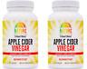 Apple Cider Vinegar Capsules 180 Capsules Extra Strength Weight Loss Pills LOT 2