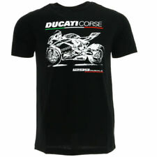 Camisetas de hombre Ducati color principal negro