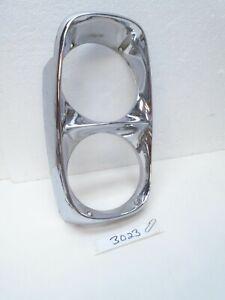 66 Ford Galaxie 500 XL LTD Custom Country Squire Chrome Headlight Bezel 1966 LH