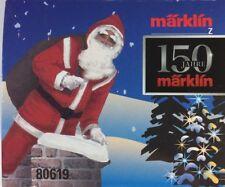 Marklin Z Gauge 80619 Christmas Ornament - Santa - Excellent  Mint Condition