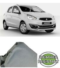 Car Cover Suit Mitsubishi Mirage Hatchback to 4.06m Weathertec Ultra Non Scratch