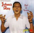 The Great Hit Sounds of JOHNNIE RAY, Street of Memories - 2CD Set - New & Sealed