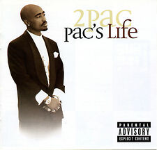 2Pac PAC'S LIFE (Retail Promo CD, Album) Uncensored (2006)