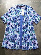 Short Sleeve Floral Millers Falls Company Tops for Women
