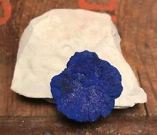 Azurite Sun F061 Australia Crystal Mineral Specimen