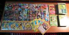PL/NM Complete MASTER Pokemon XY EVOLUTIONS Card Set Full Art Reverse Charizard