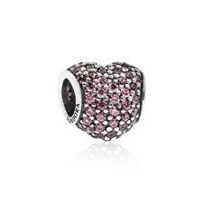 PANDORA Cubic Zirconia Silver Jewelry 791051CZR