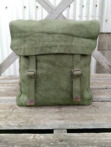 Pattern 37 Large Pack Redyed Dark Green For Vietnam Issue