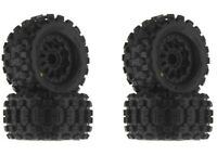 "NEW Pro-Line Traxxas Jato Badlands MX28 2.8"" Mounted Tire / Wheel Set (4) PRO..."