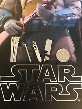Hot Toys Star Wars Animated Boba Fett Small Accessories x 4 loose 1/6th scale