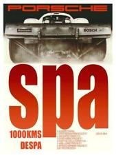 Porsche *POSTER*  1970 SPA-Francorchamps 917 908 Siffert Elford - AMAZING PRINT