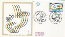FRANCE 1995 FDC ORGANISATION DES NATIONS UNIES YT 2975