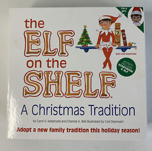 The Elf on the Shelf GIRL A Christmas Tradition Elf NEW