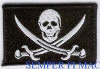 SEAL TEAM 6 BIN LADEN HAT PATCH US NAVY CALICO JACK PIN UP USS FMF SPECIAL OPS