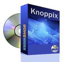 ? Linux Betriebssystem Knoppix 9.1 auf DVD, deutsch