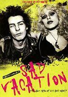 SAD VACATION : The Last Days Of Sid and Nancy [DVD] [2016] [NTSC][Region 2]