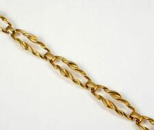 Bracelets en métal précieux et sans pierres