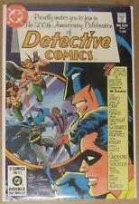Detective Comics #500 (1981) NM 9.4...Signed by Walt Simonson on page 33..no COA