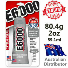 E6000 Industrial Strength Glue Adhesive 2oz 80.4g Large Tube Guaranteed Genuine