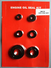 Honda MR175 Oil Seal Kit Elsinore 1975 1976 1977 Engine Oil Motorcycle 175