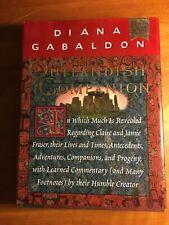 Diana Gabaldon THE OUTLANDISH COMPANION Vol 1 1999 1st ed  - HC/DJ LN