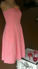 J. Crew pink Summer dress, Sz 2