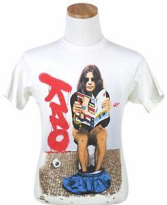 Ozzy Osbourne 1992 No More Tours Tour Vintage Toilet T-Shirt Men L