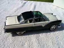 1955 Ford Fairlane Crown Victoria Boxed Danbury Comme neuf 93 C10 Diecast Replica 1:24