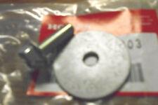 ATC250R TRX250R CR125 CR250 CR500 CRF450 FRONT SPROCKET RETAINING WASHER & BOLT