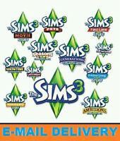 The Sims 3 + 11 DLC Collection / Digital Download Account/ PC / MULTILANGUAGE