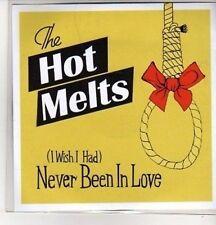 (AS331) The Hot Melts, (I Wish I Had) Never Be..- DJ CD