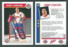 1994-95 Zellers Masters of Hockey Gerry Cheevers