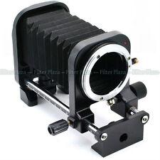 Macro lens bellows for Nikon F mount lens film DSLR SLR