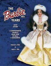 The Barbie Doll Years: A Comprehensive Listing & Value Guide of Dolls & Accessor