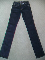 LEE 'HIGH RIZE TUBE' STRETCH JEANS WMN SIZE 7